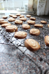 gingerbread with marzipan