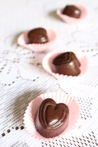 amaretto cherry chocolates